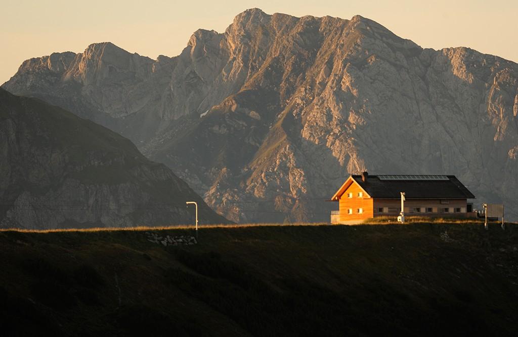 Zug am Arlberg bei Lech
