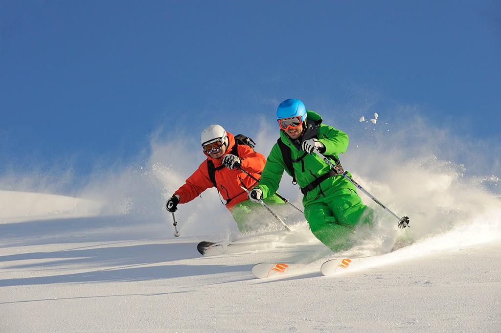 Skifrahren in Sankt Anton am Arlberg
