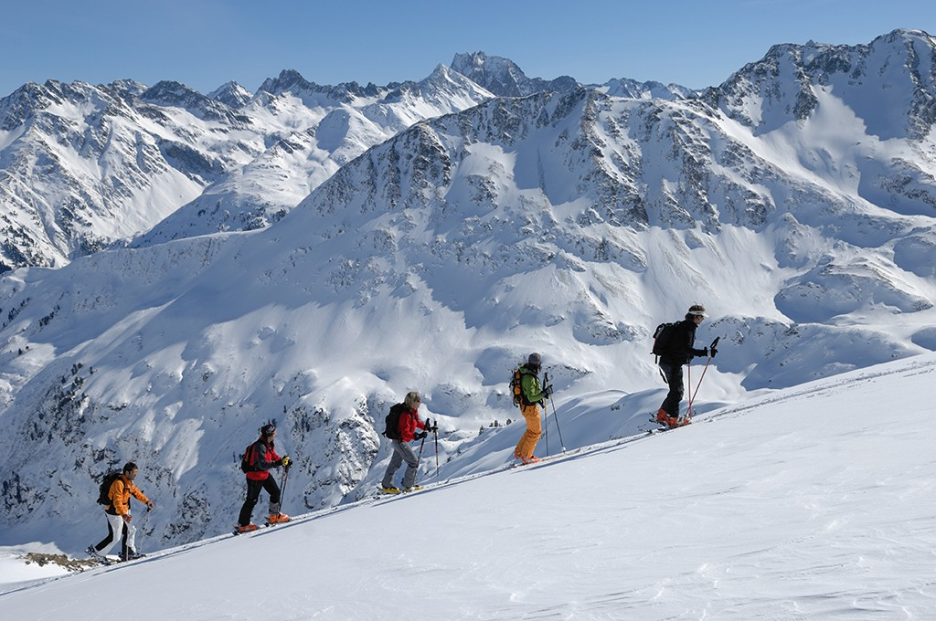 Urlaub am Arlberg