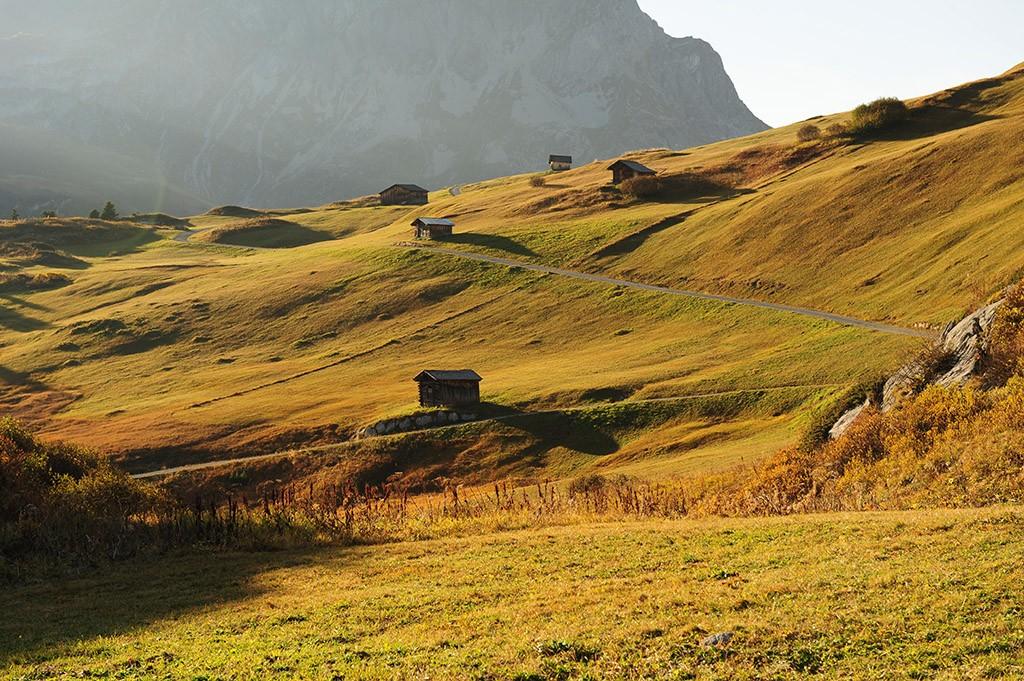 Grüner Ring Wanderung Arlberg