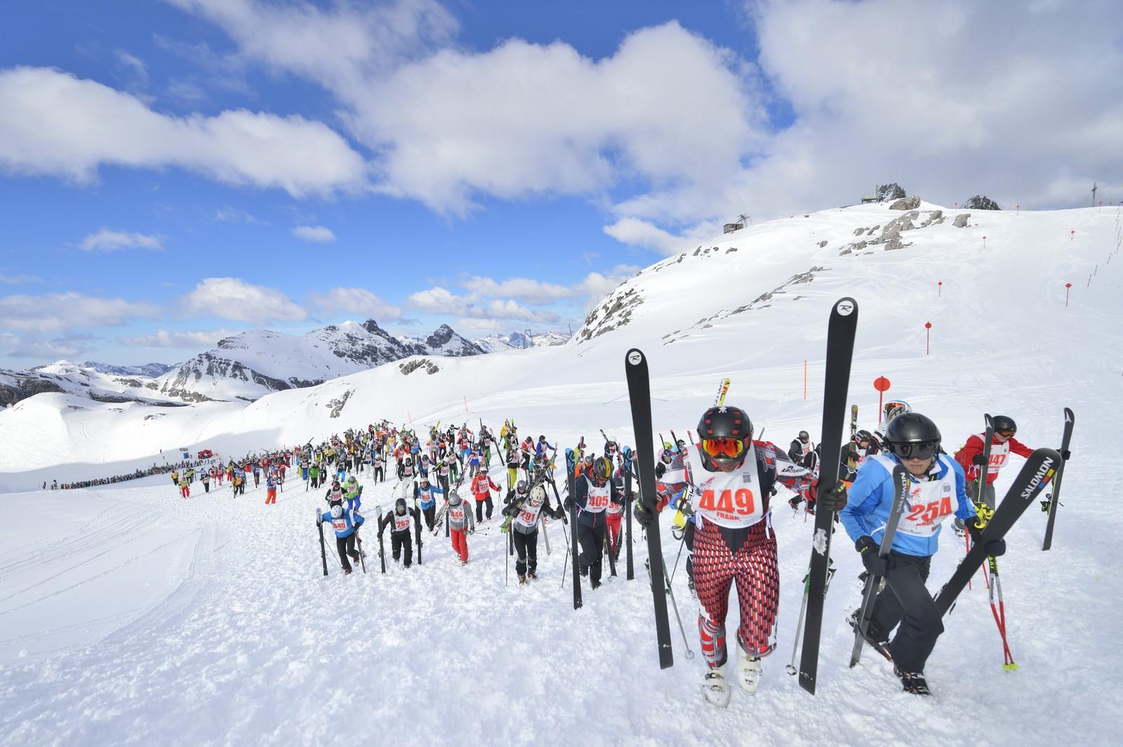 Weiser Rausch am Arlberg