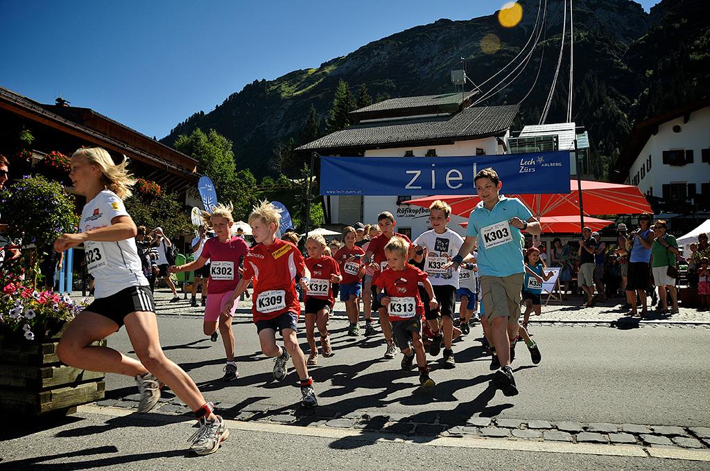 Arlberg Läuft Laufveranstaltung